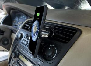 Smart Clamp Car Vent Phone Mount