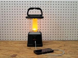 Lantern with USB Charging