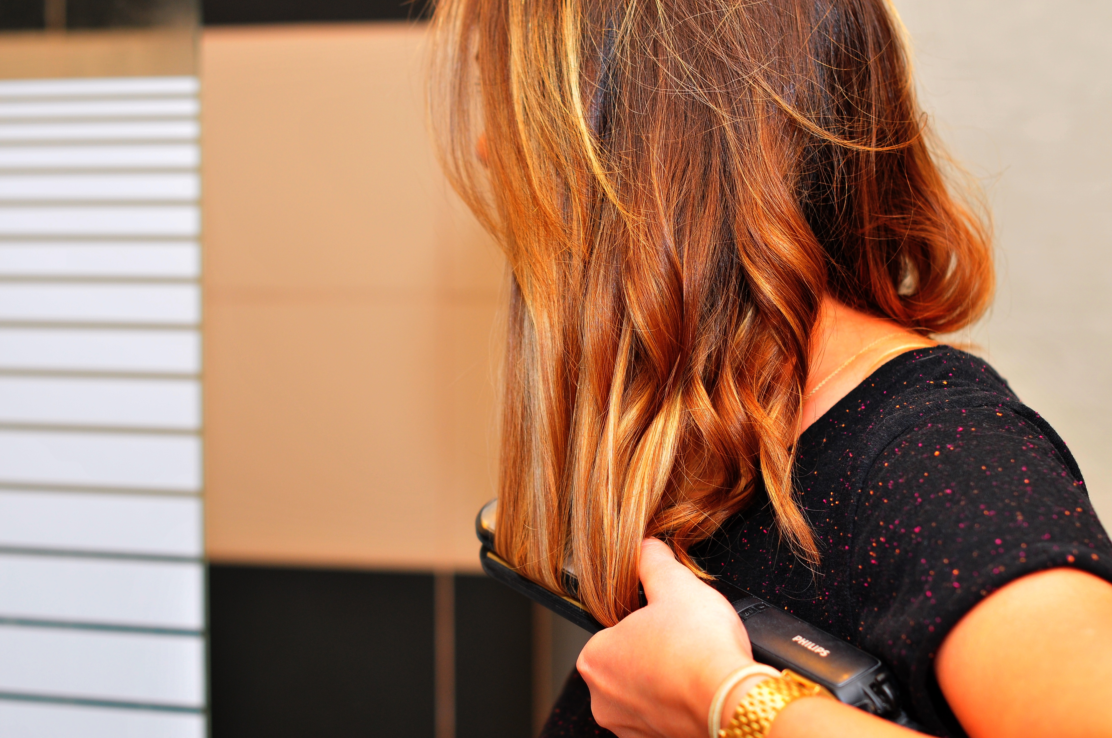 Ensure your curling iron or other small appliance doesn't get left on all day.