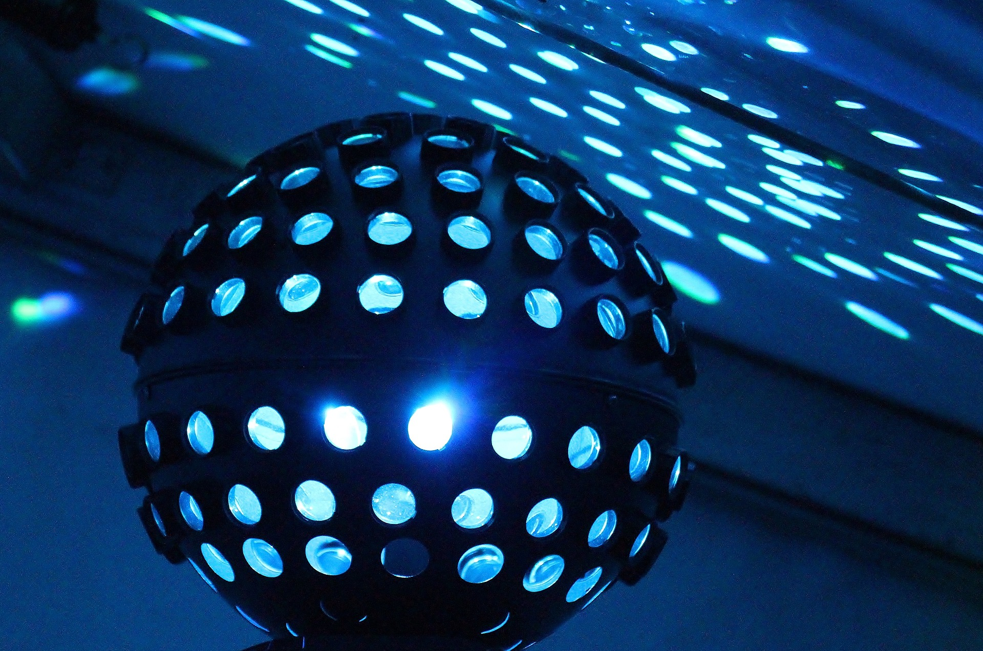 Have an impromptu disco ball dance party (who knew timers could be so fun!