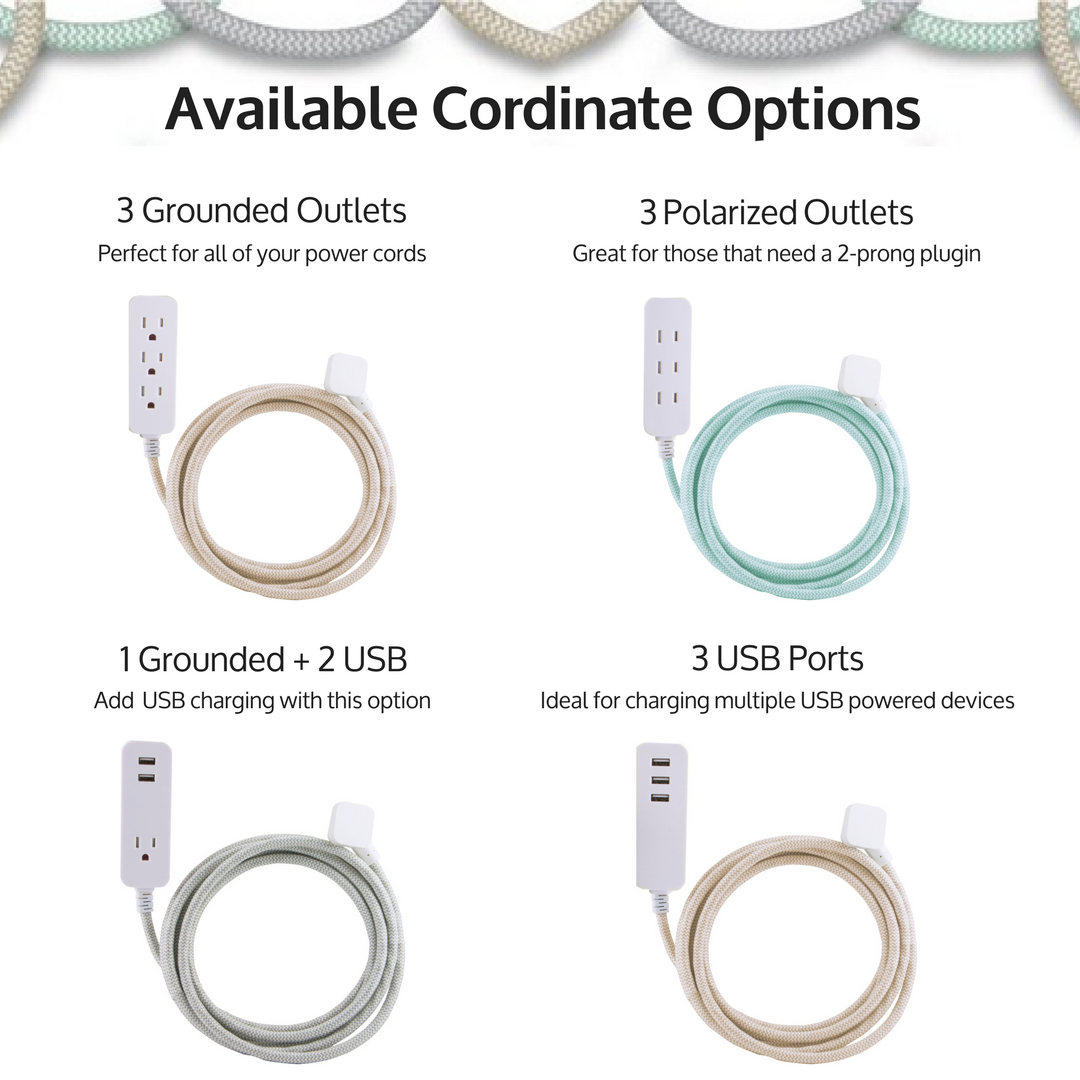 Available Cordinate Options