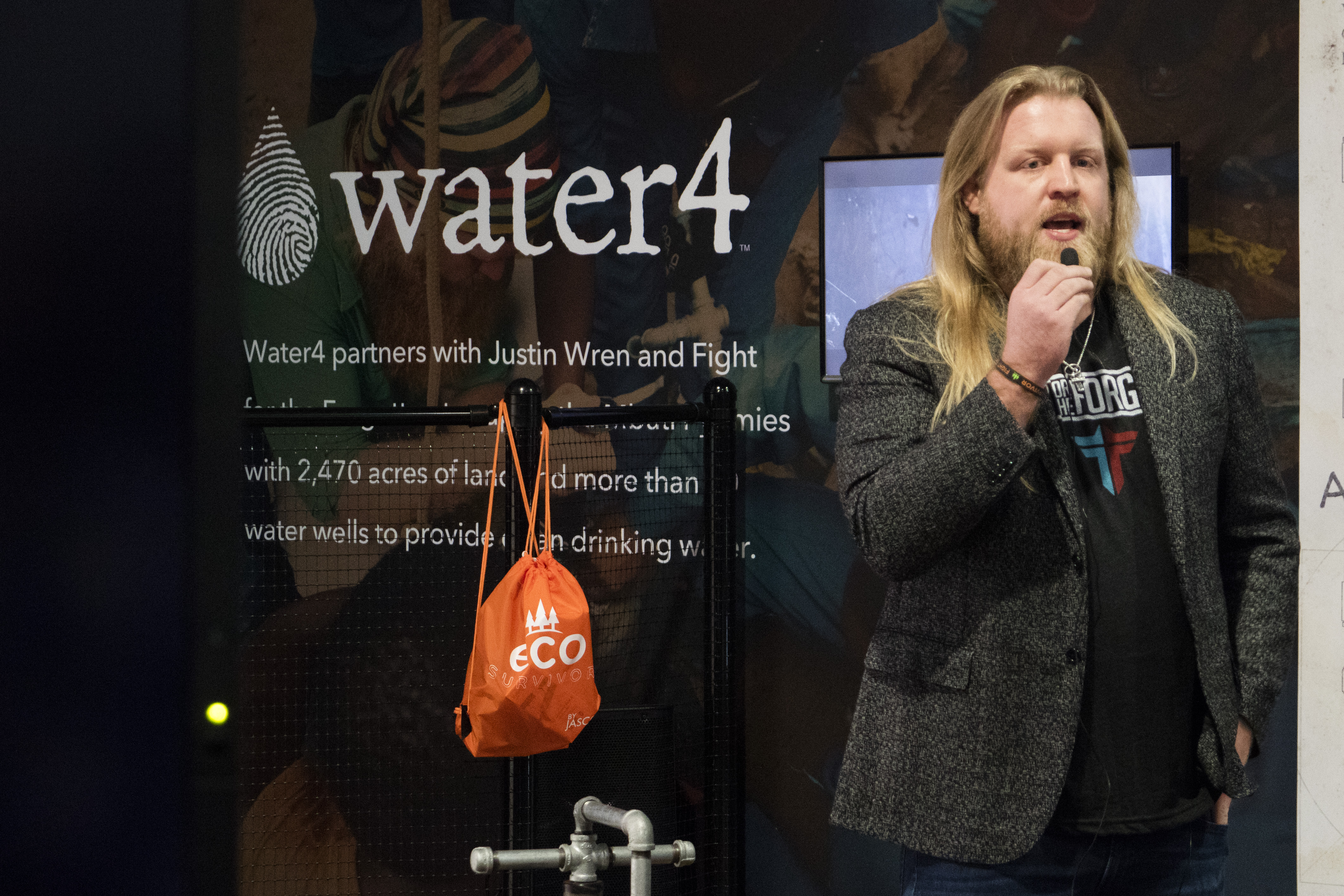 Eco Survivor at CES 2017: Innovating to End the Water Crisis