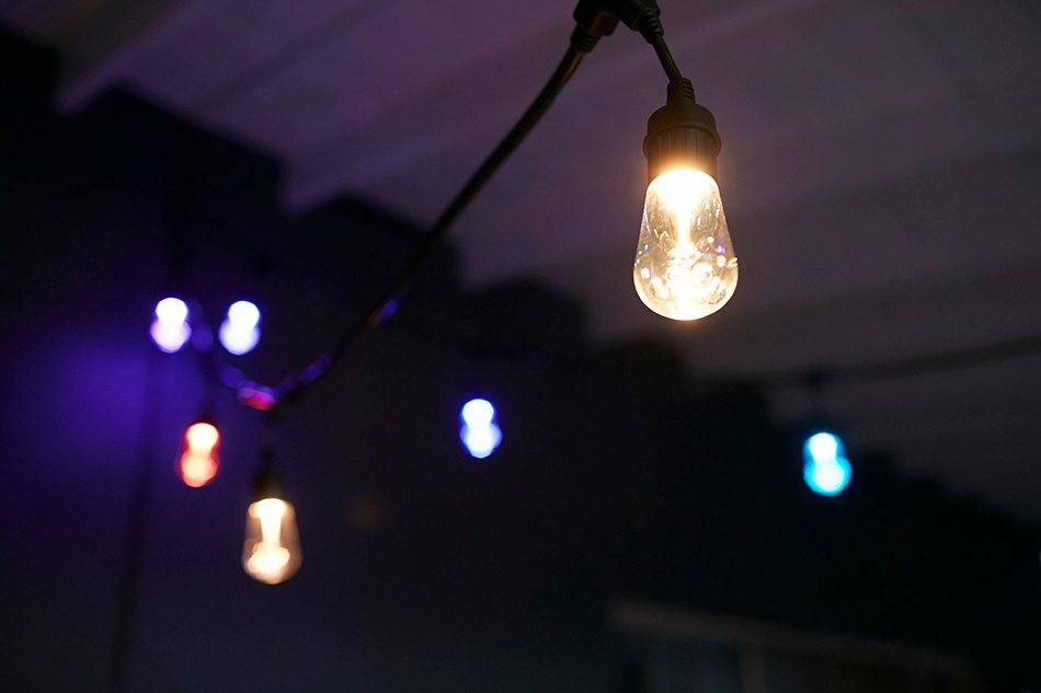 Automate Cafe Lights with a digital timer