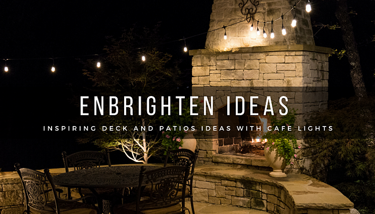 Cafe lights inspiring ideas perfect patios and backyard bliss inspiring decks and perfect patio ideas with cafe lights workwithnaturefo