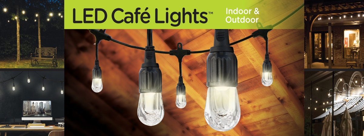 Why we love Enbrighten Cafe String Lights, and you will too!