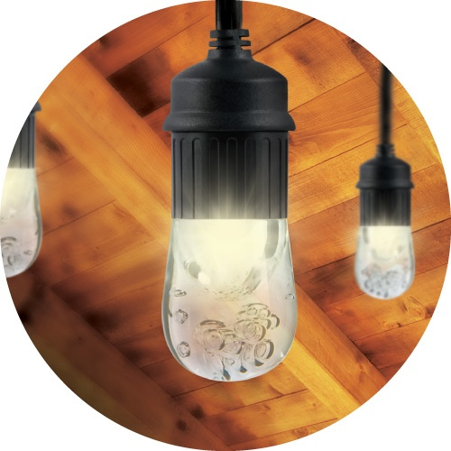 What is your cafe lighting style?