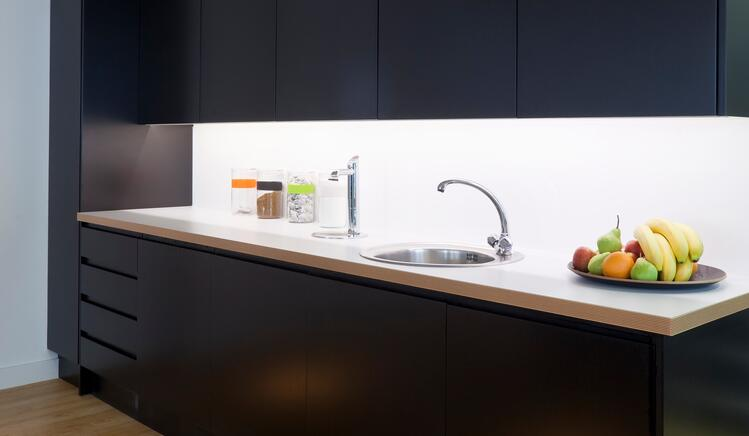 The diy guide to under cabinet kitchen lighting part two diy guide to kitchen lighting aloadofball Images
