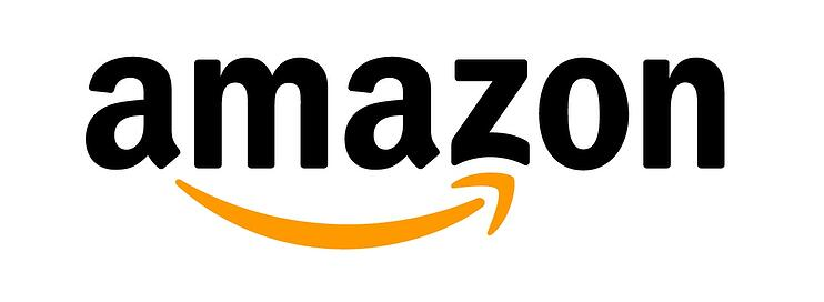 Amazon logo for order tracking