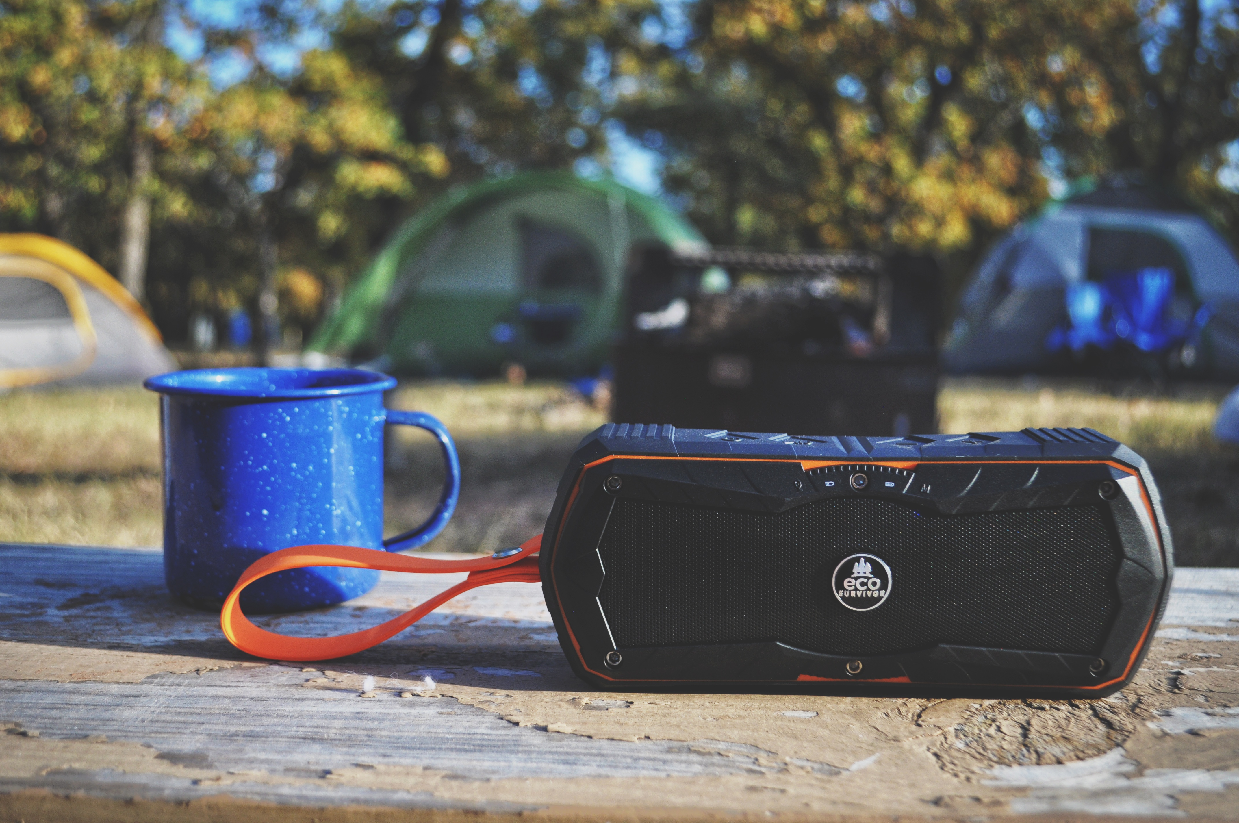 EcoSurvivor Durable Tech Gear for Powering Your Devices