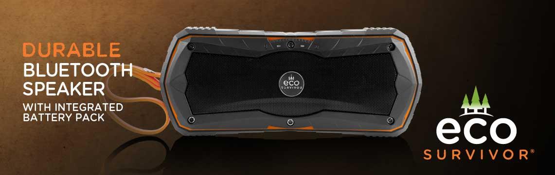 5 Reasons You Need the EcoSurvivor Bluetooth Speaker