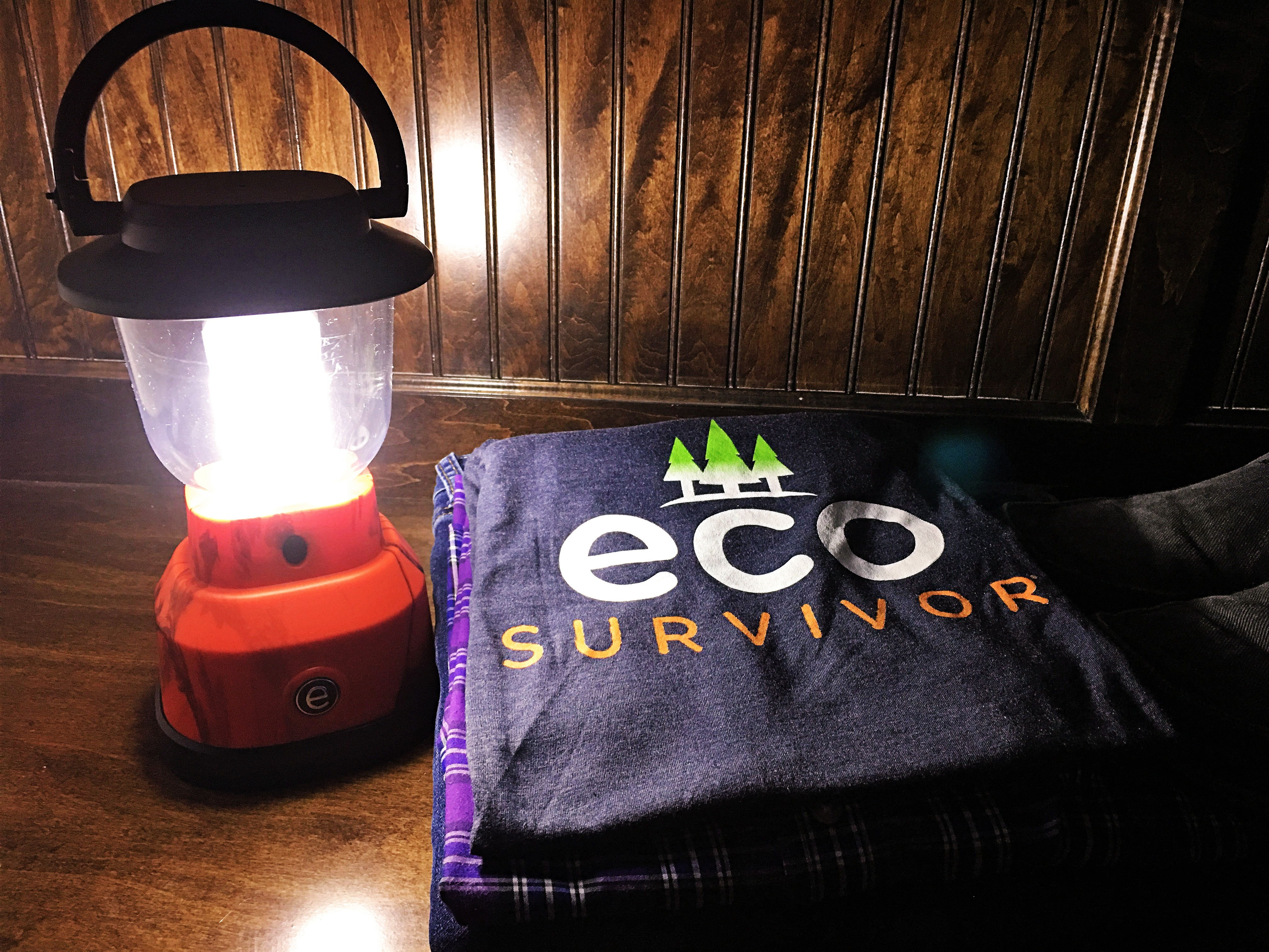 In Darkness There is Need for Light   Be Prepared with EcoSurvivor