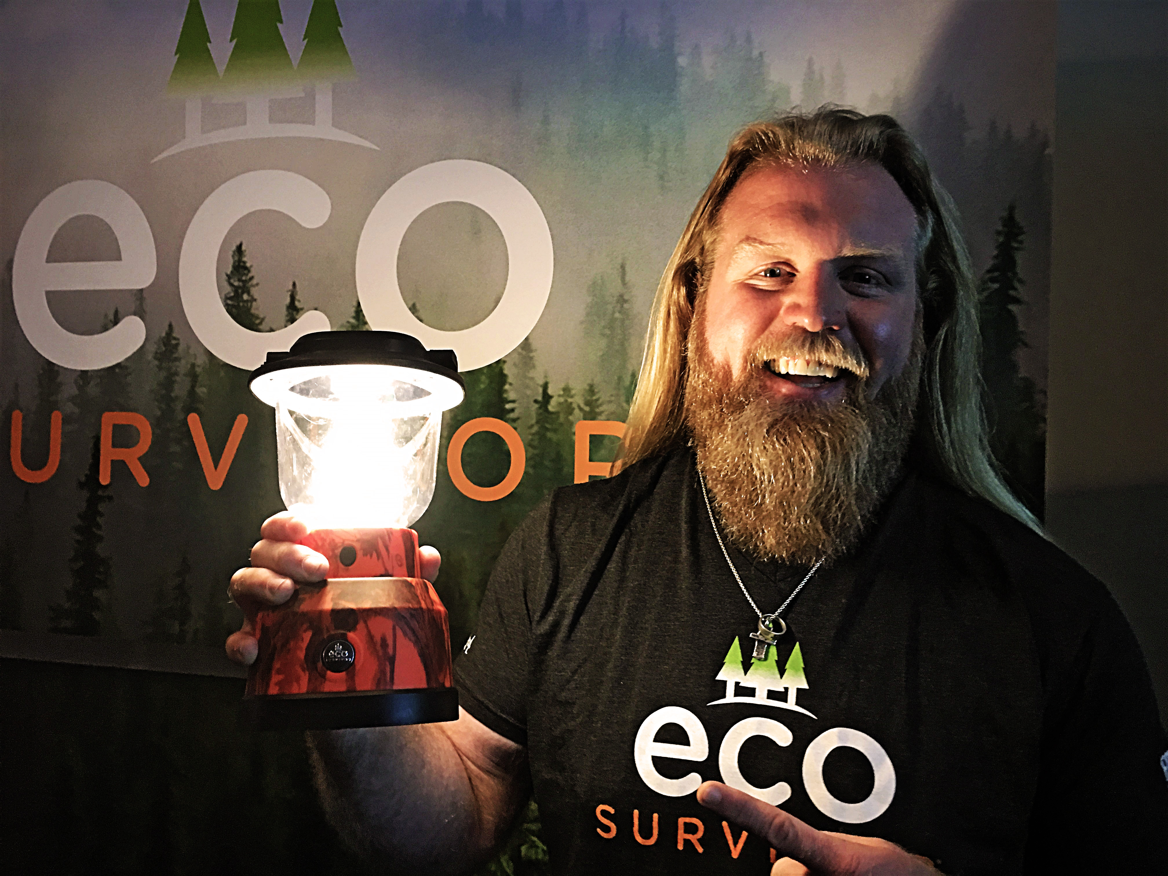 Pushing Back Darkness with EcoSurvivor and Justin Wren