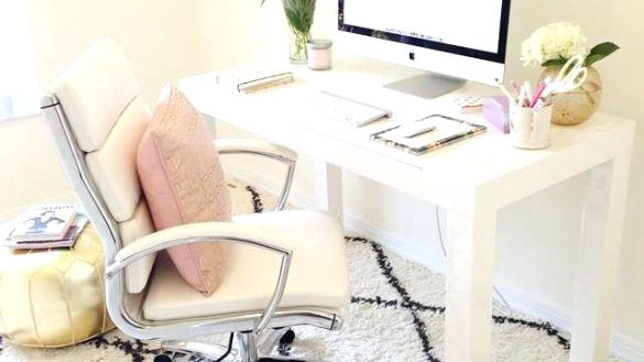 Use a pillow to make your workspace comfortable.