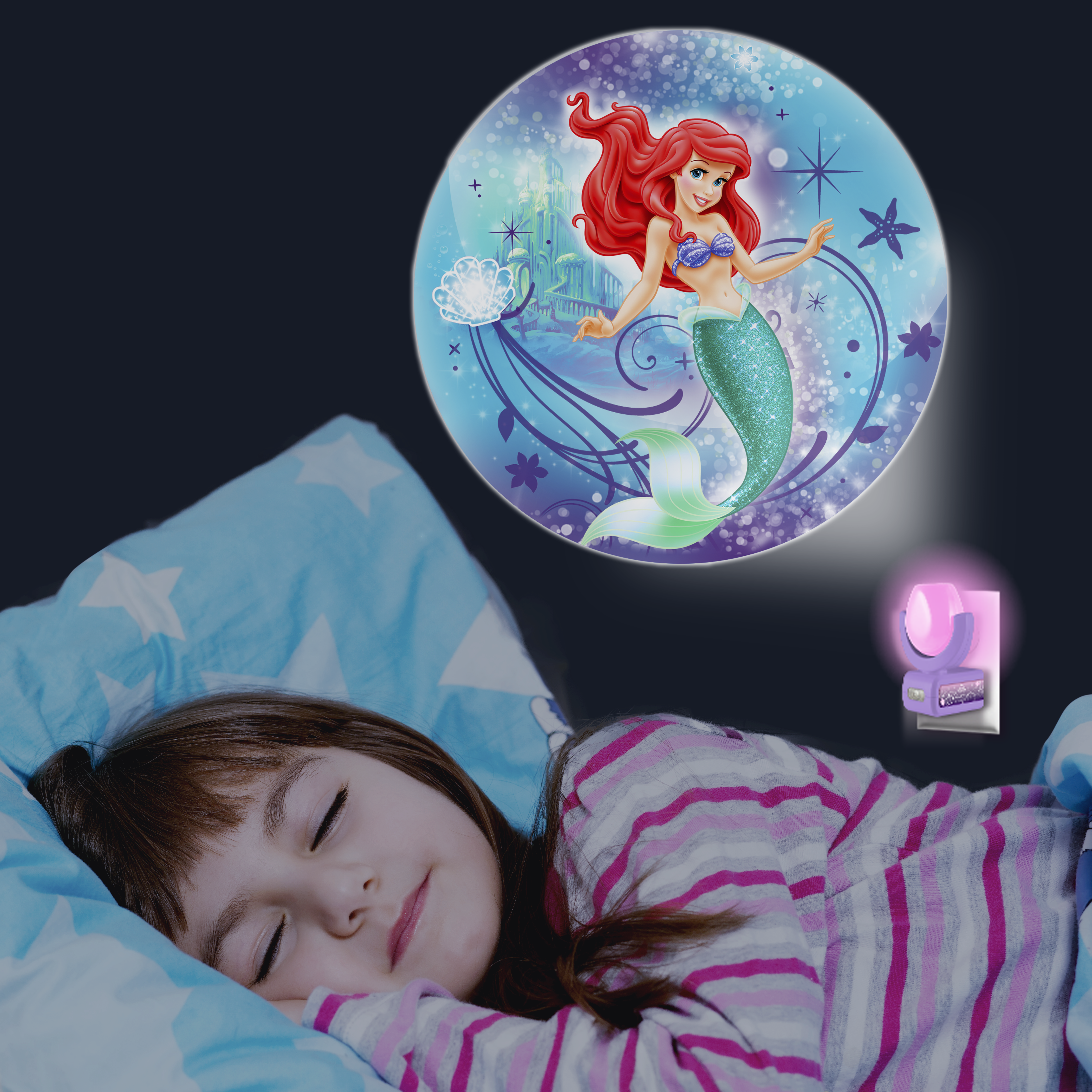 How to Avoid Bedtime Struggles with Projectables Night Lights and Cuddles