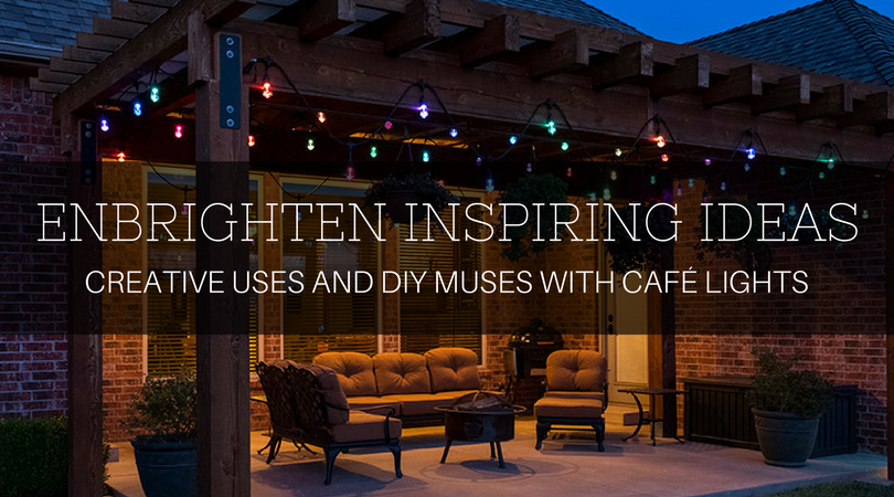 Cafe Lights INSPIRING IDEAS