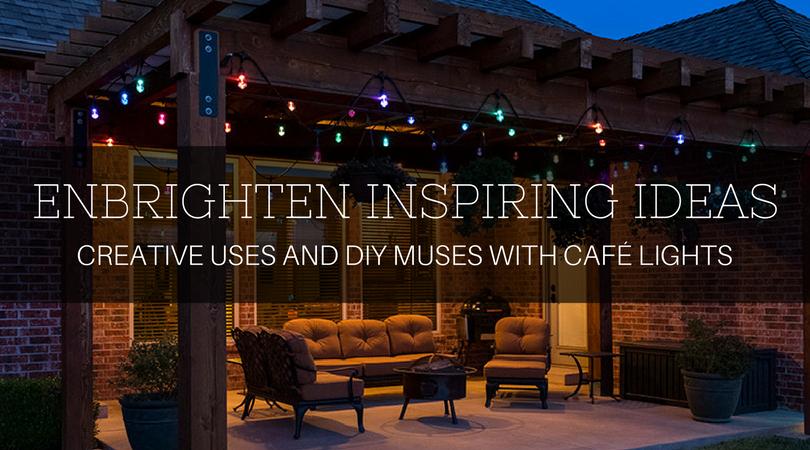 Cafe Lights INSPIRING IDEAS