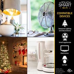 mytouchsmart wifi indoor smart plug
