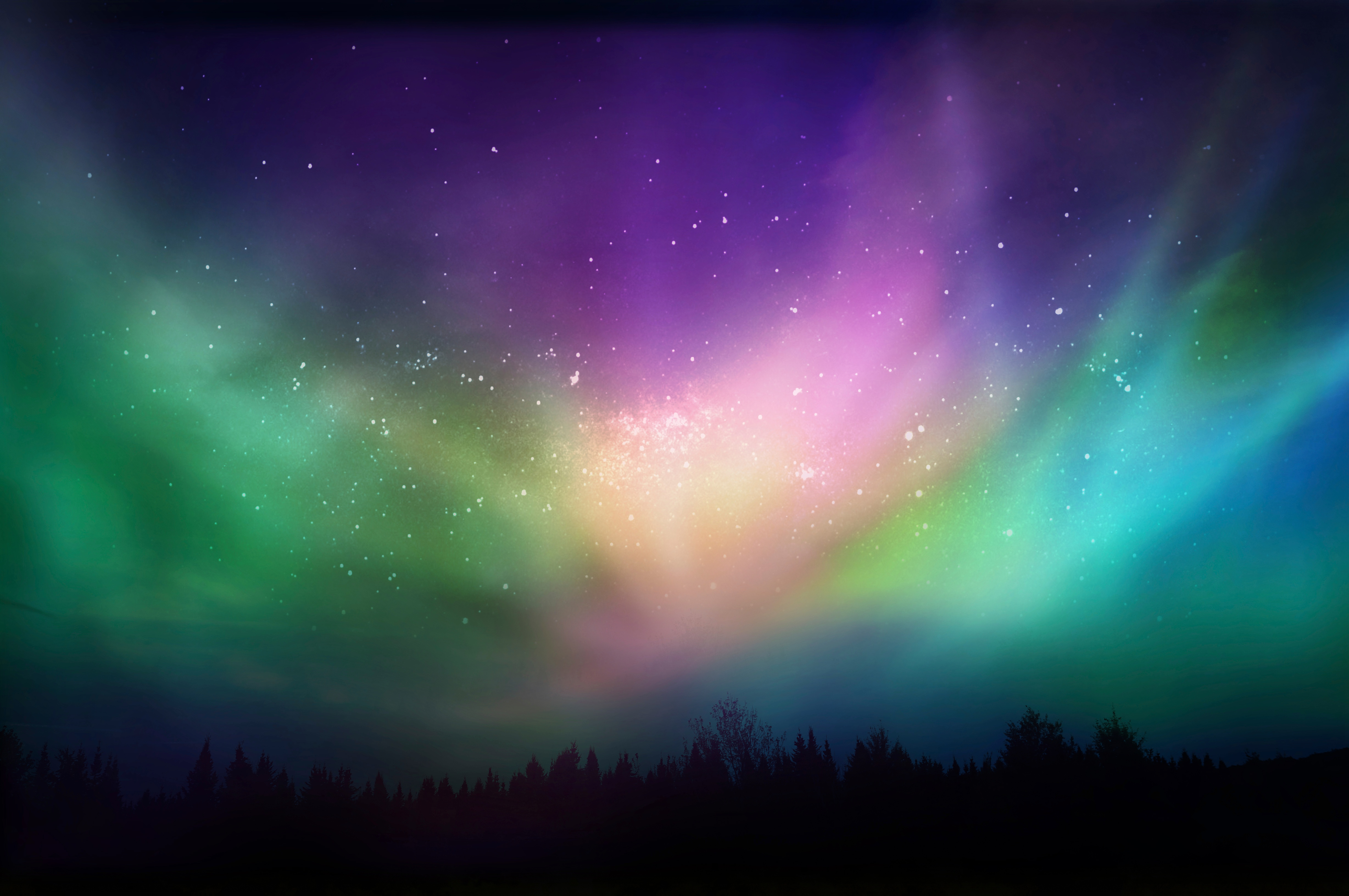 The Northern Lights Projectable night light