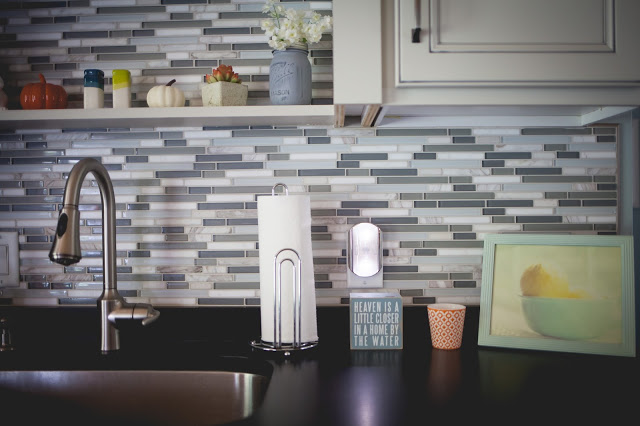 Motion Sensing Night Light for extra light in the kitchen at night