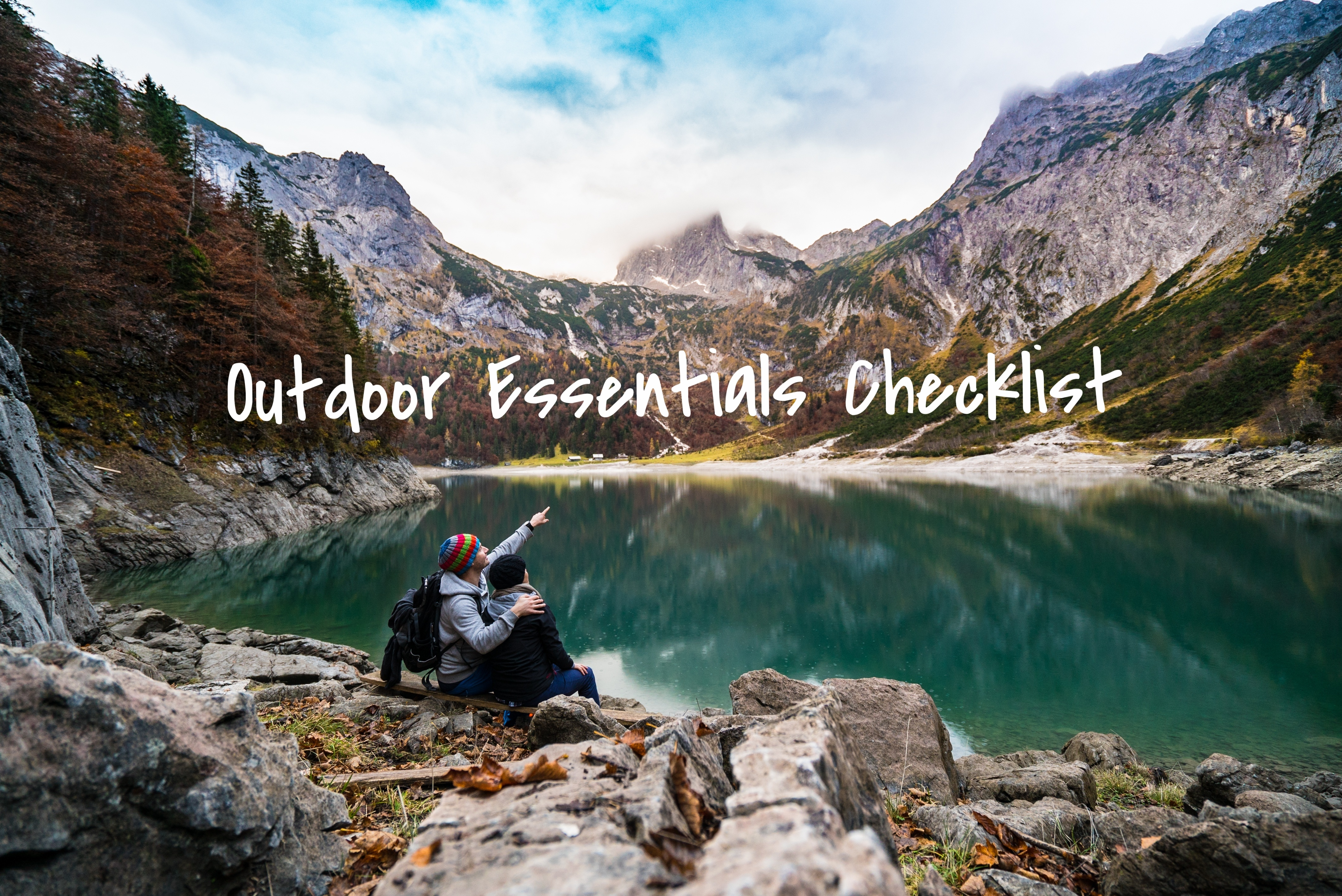 Outdoor-essentials-checklist-items-you-need