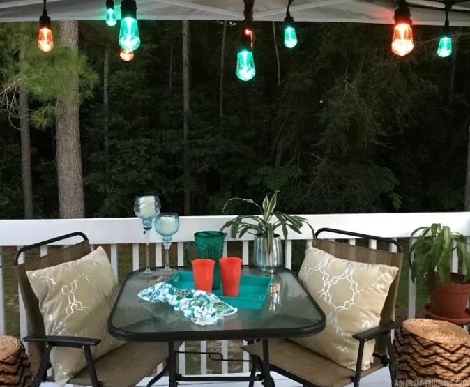 deck-update-using-cafe-lights