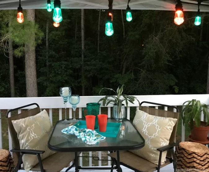 deck-update-using-cafe-lights