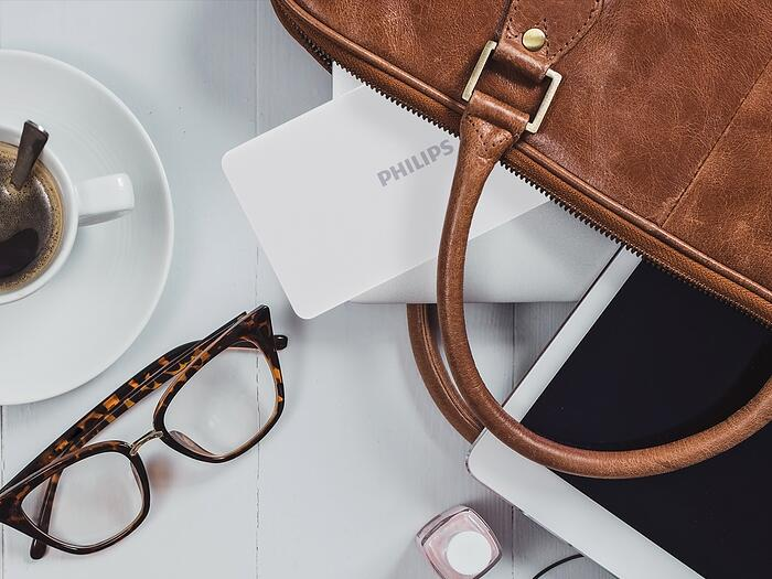 Philips Portable Battery Pack for on-the-go charging
