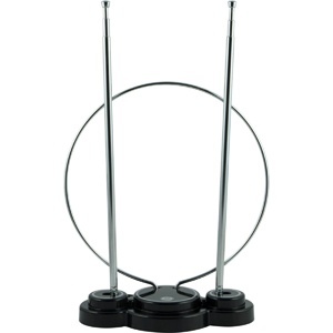 Most college dorm rooms, or off campus houses, don't feature cable. GE Antennas solve that problem.