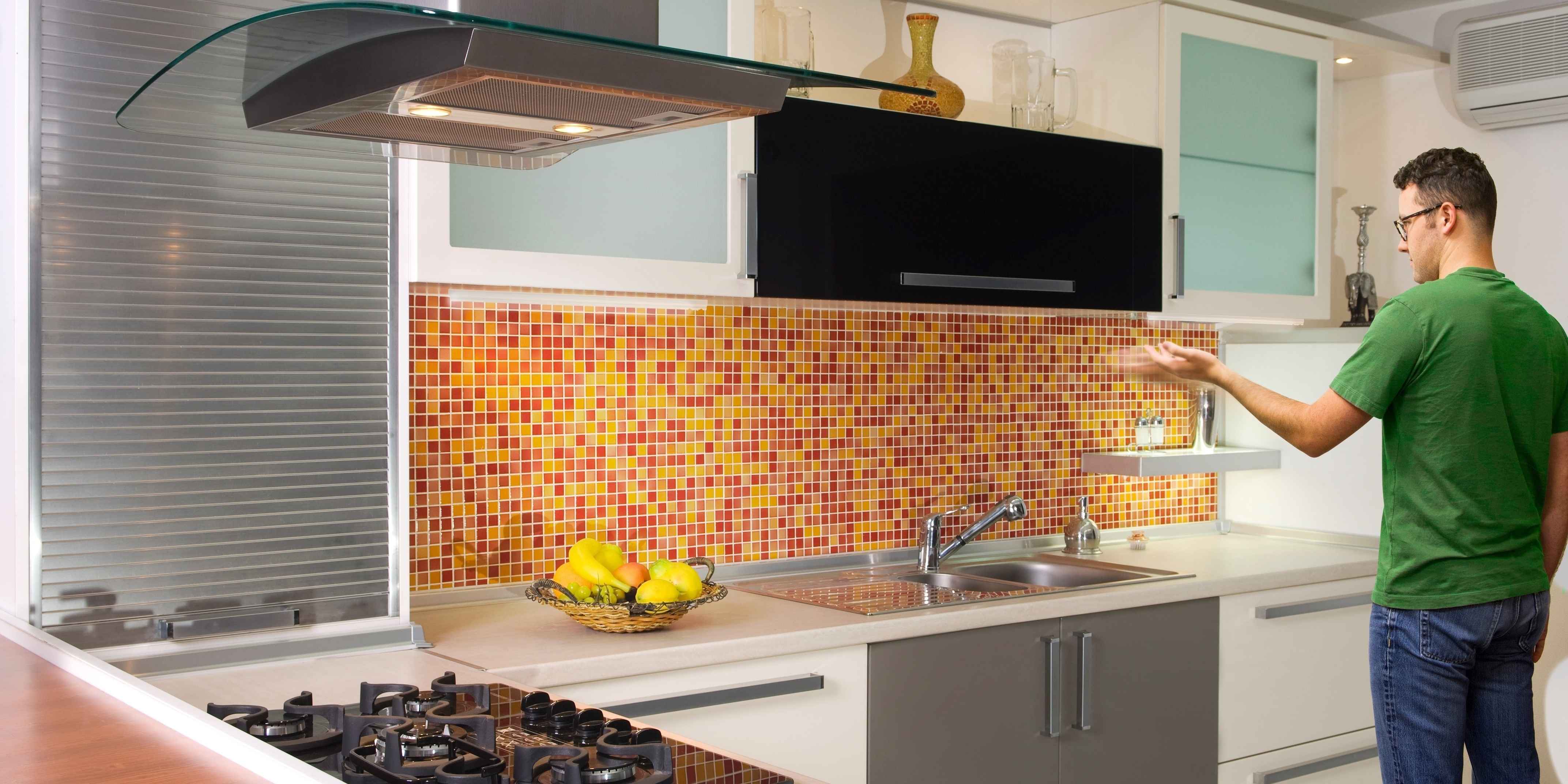 Adding kitchen lighting is an easy way to make a big impact on your home