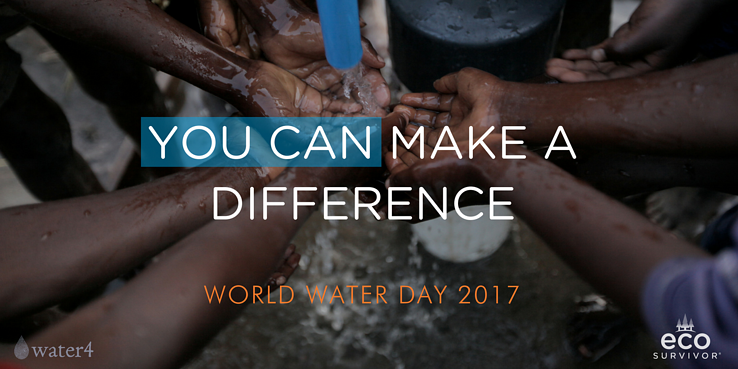 Celebrate World Water Day with Jasco and Water4