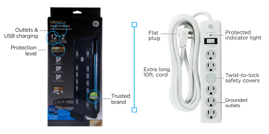 everything you need to know about a surge protector