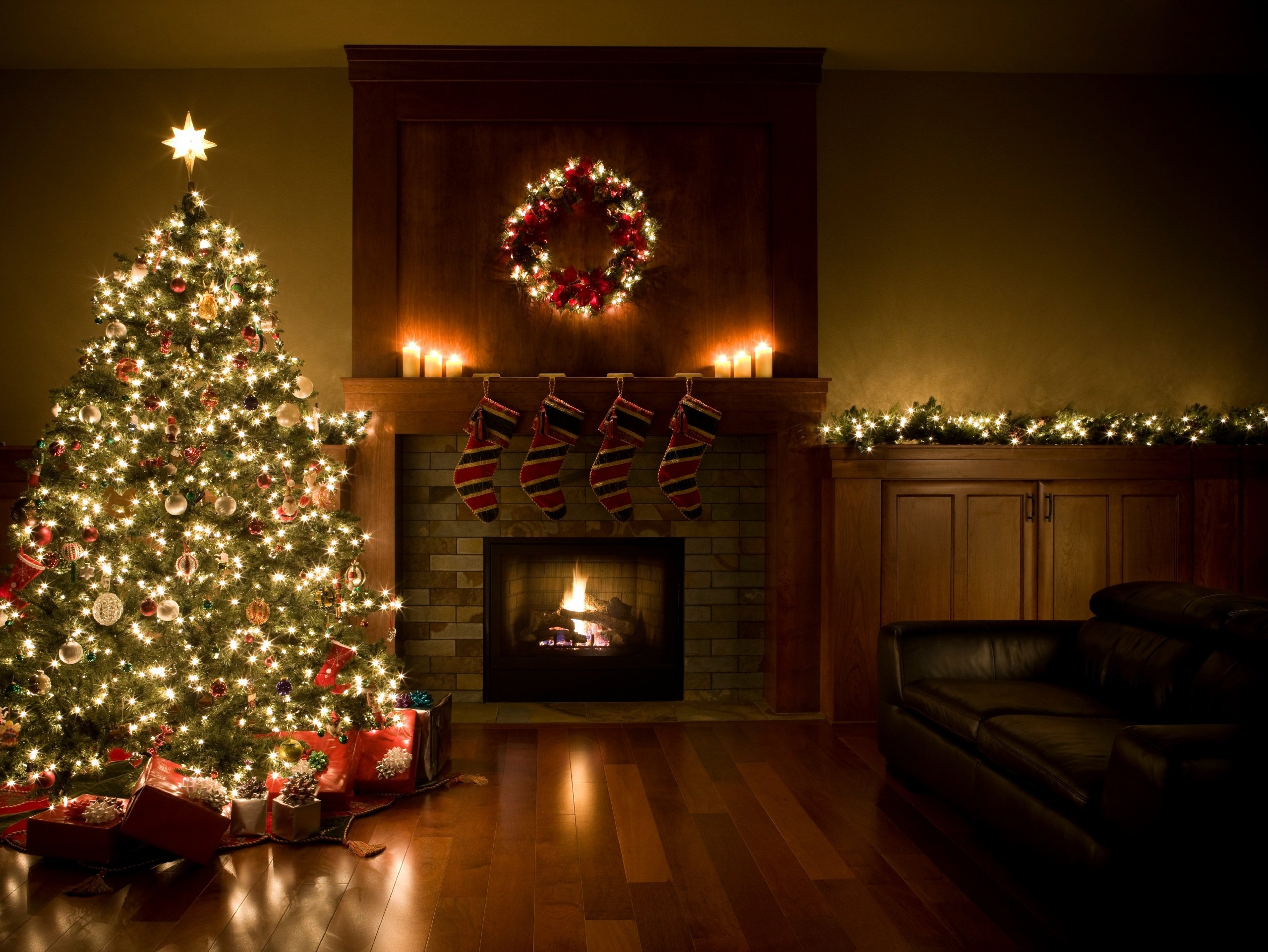 Timers allow you to turn off the Christmas lights when you're not home yet still come home to a welcoming glow without a second thought.