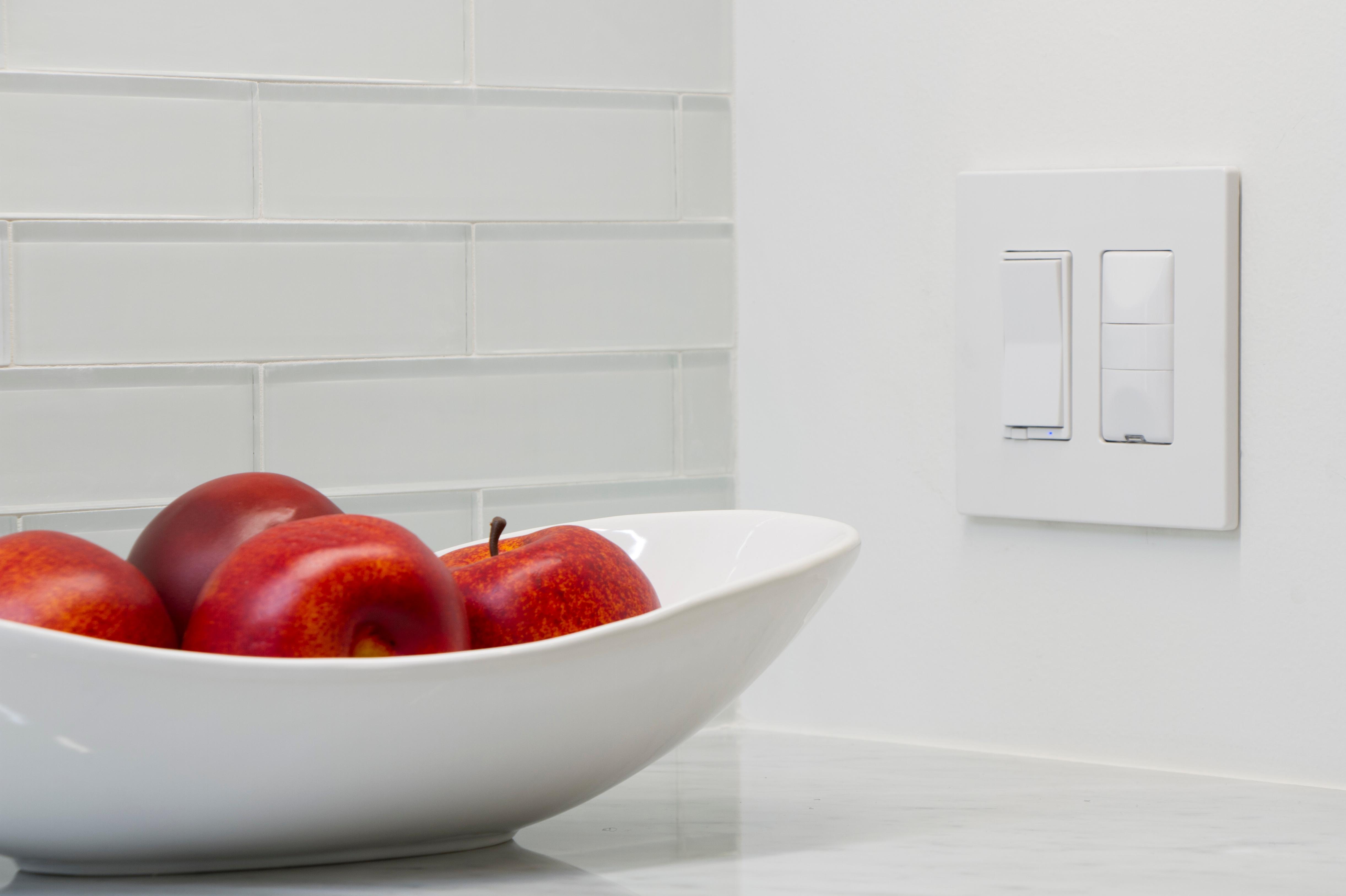 Z-Wave Plus In-Wall Smart Motion Switch by Jasco