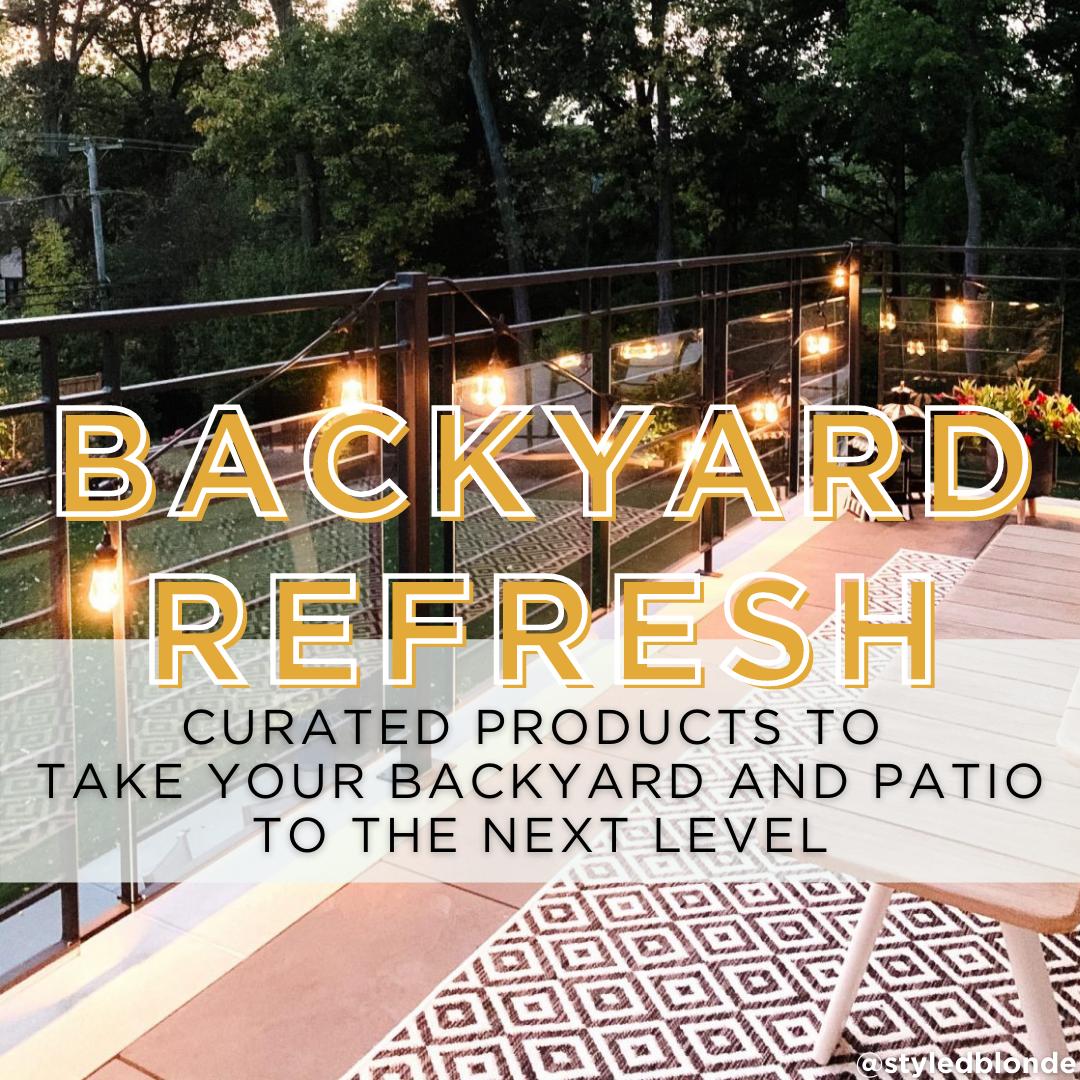 Backyard Refresh Email  fr