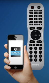 Bluetooth Programmable Remote