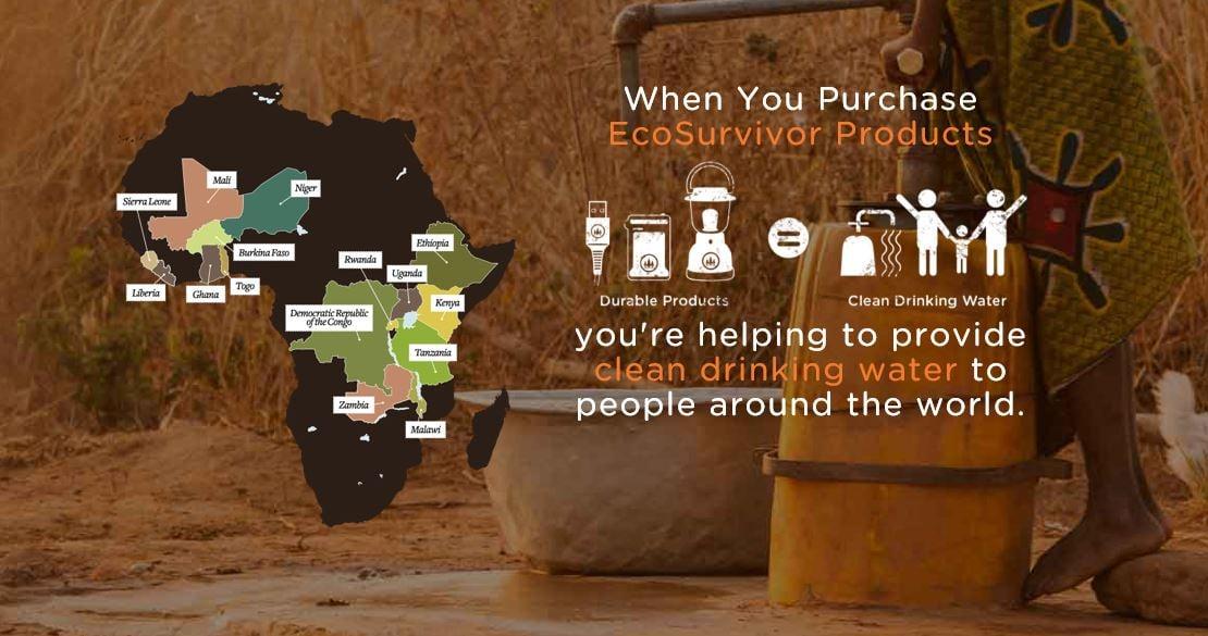 EcoSurvivor-donation-Promise