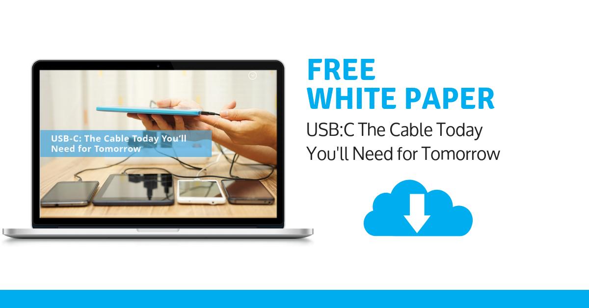 Free USB-C white paper