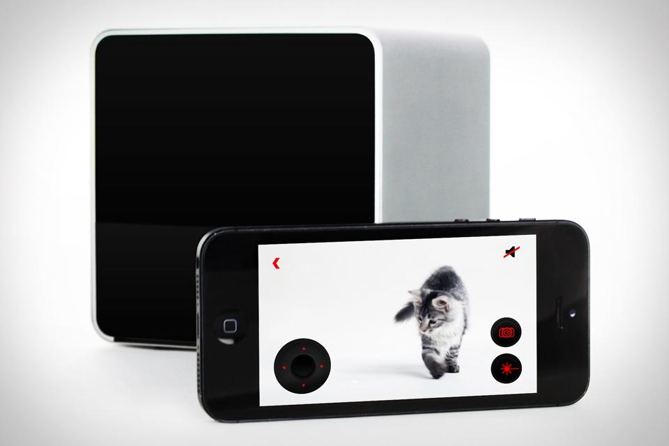 PetCube Smart Camera and App