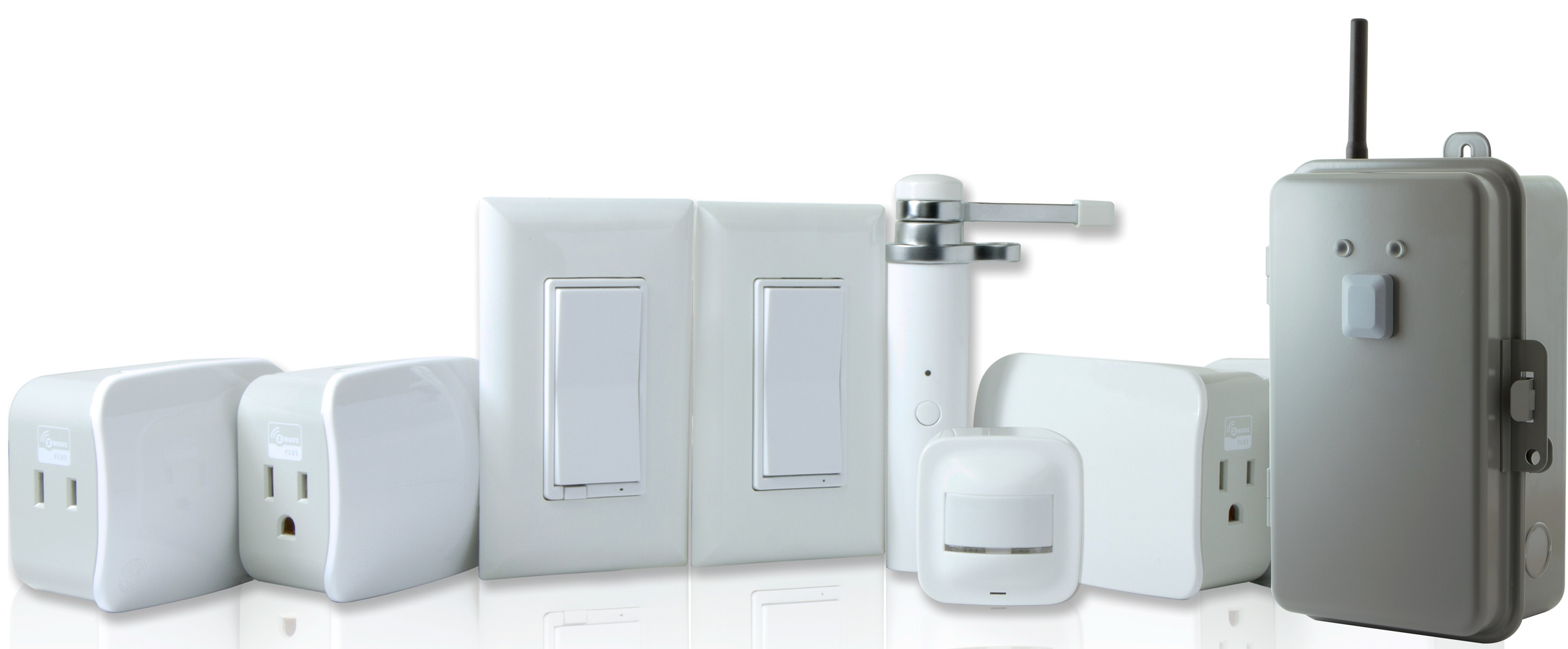 Introducing New GE Z-Wave Motion Sensors and Smart Switches
