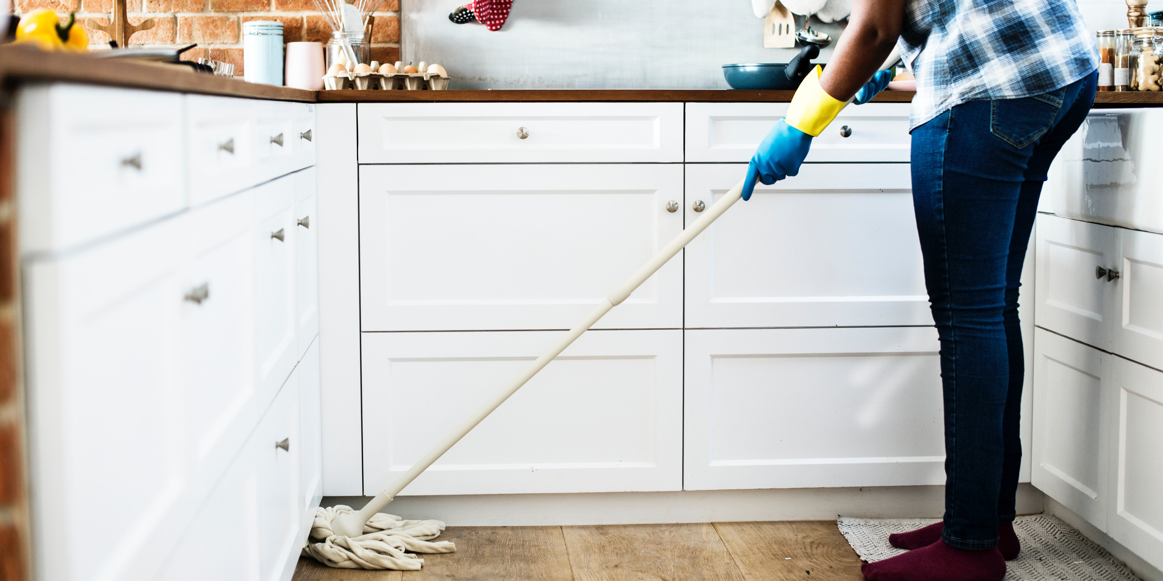 clean your house before your watch party