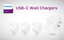 Philips USB-C Wall Chargers