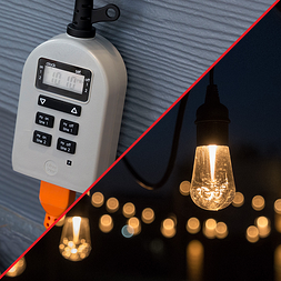 outdoor timer