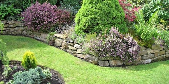 rock-lined-garden
