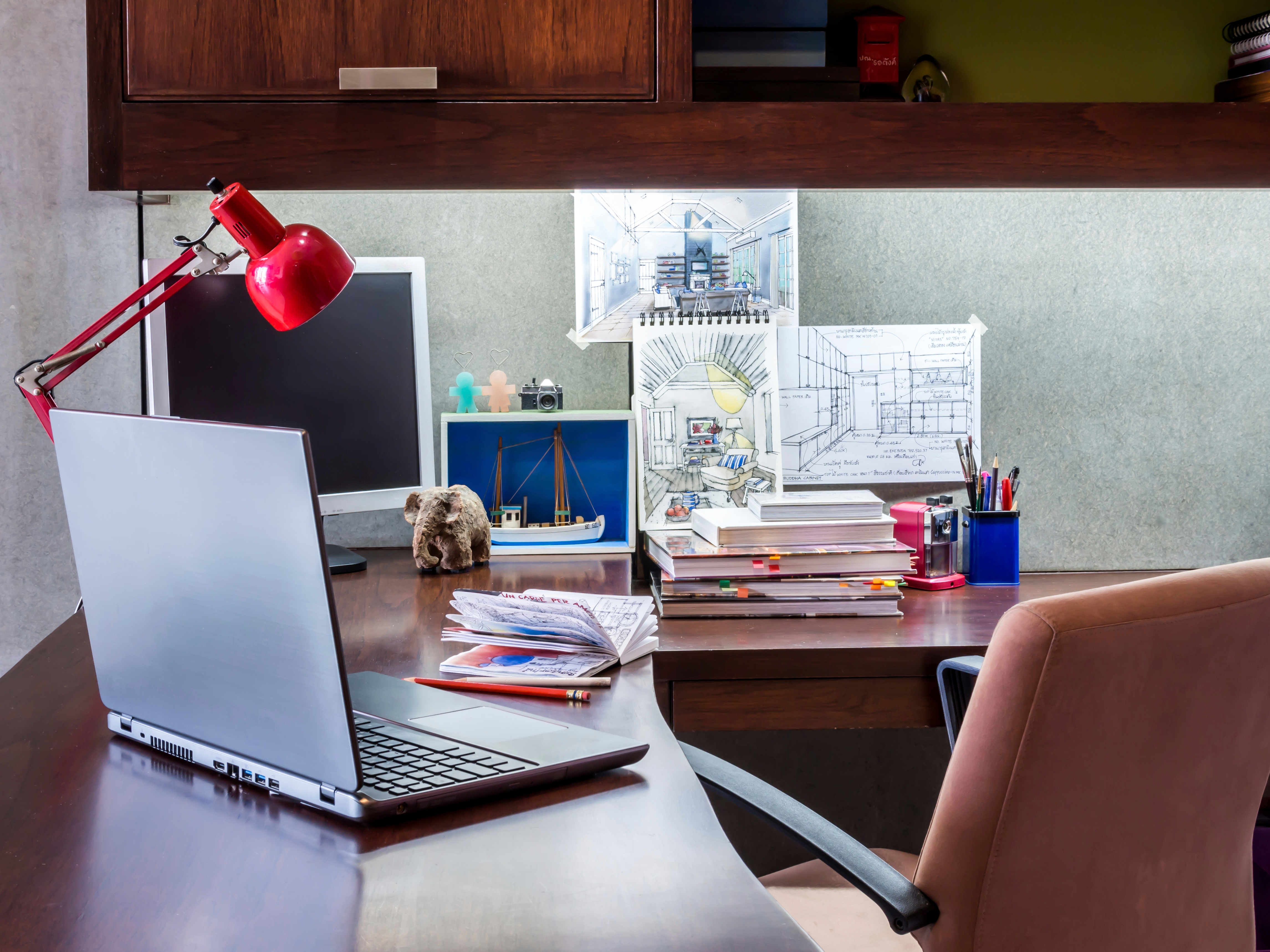 lighting is crucial for upgrading your cubicle work space